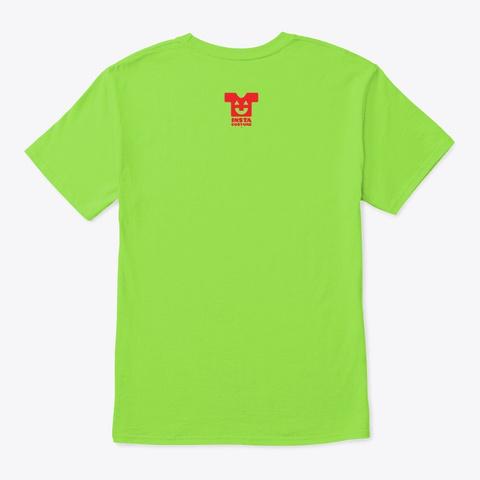 Halloweeeeeeeeeeeeeeeeeeeeeen!   Style 1 Lime Kaos Back