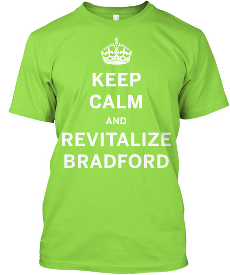 Som Kc Revitalize Lime T-Shirt Front