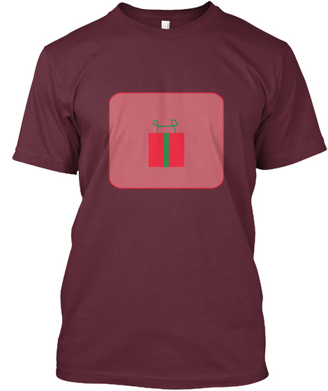 Twinlightenment   Leadership Maroon T-Shirt Front