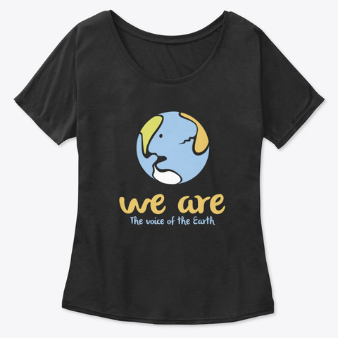 We Are Black T-Shirt Front