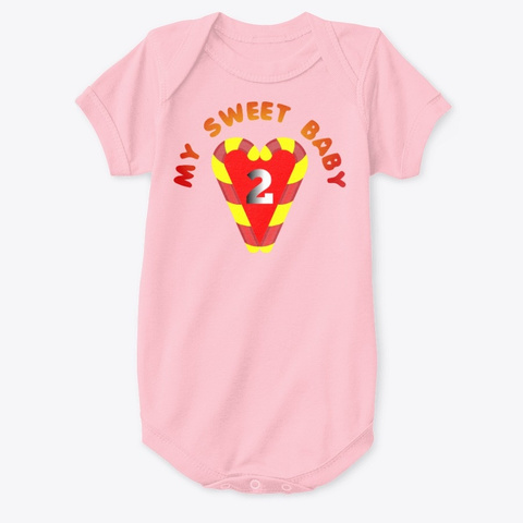 My Sweet Twin Baby   Twins 2 Pink T-Shirt Front