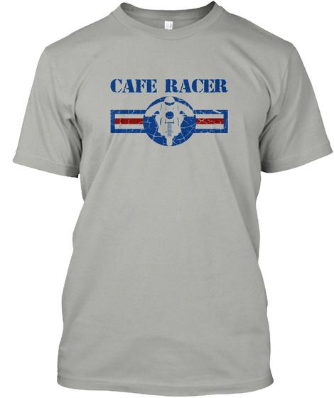 11M - Cafe Racer Unisex Tshirt