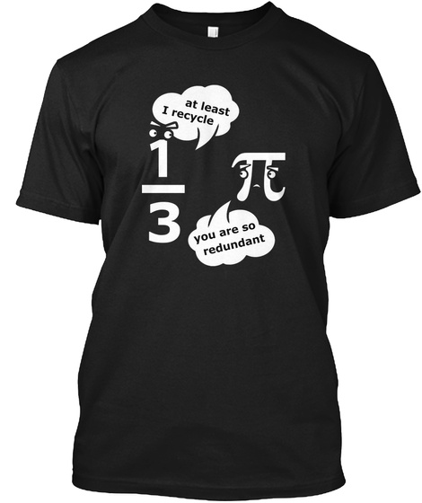 Redundancy With Raspberry Pi Day Black T-Shirt Front
