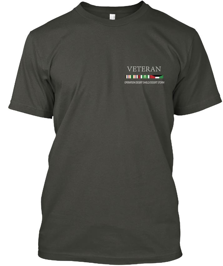 Uss-Ranger-Veteran-Operationdesertshielddesertform-Hanes-Tagless-Tee-T-Shirt thumbnail 12