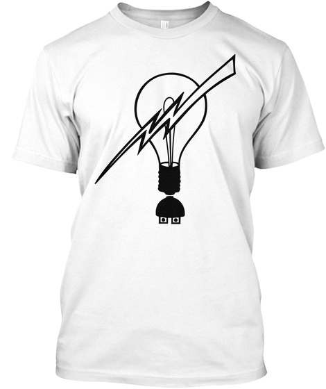 Gang Of Three White T-Shirt Front