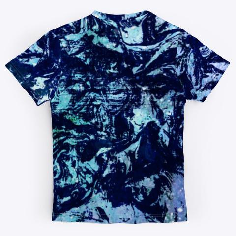 Techno Shirts 4.0 Black T-Shirt Back