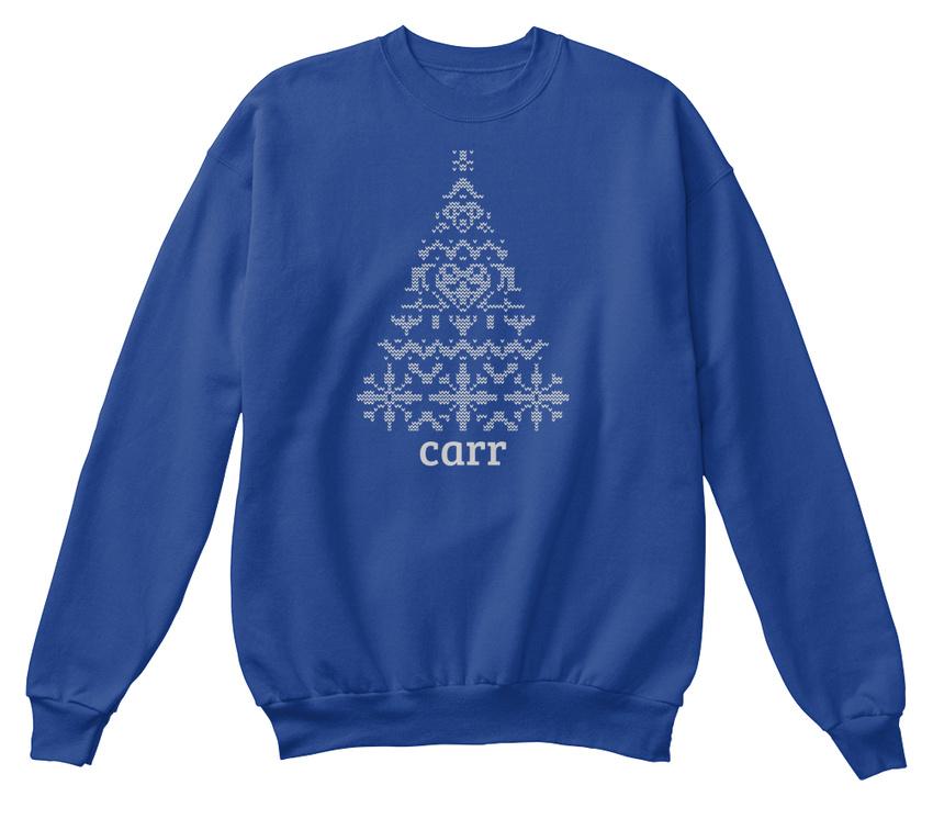 tricoté de d'entretien pour Sweat arbre standard unisexe shirt Noël facile xOq0P6PTwn