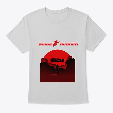 Blade Runner Light Steel T-Shirt Front