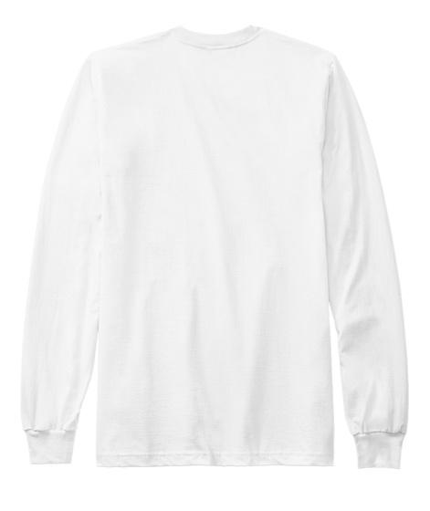 Raising Capital For Ogun Strong White T-Shirt Back