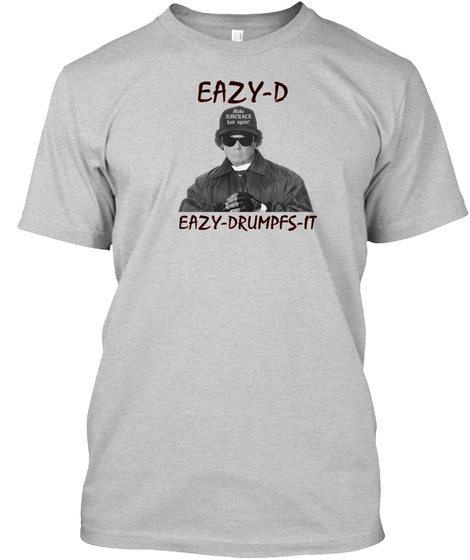 Easy D Anti-trumpdrumpf T-shirt N Mug – Drumpf t shirt – hoodie