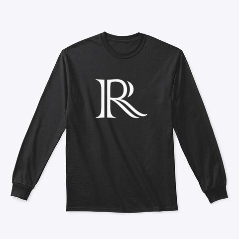 Raw (Revile) Black T-Shirt Front