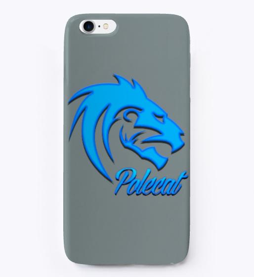 Polecat324 iPhone Case