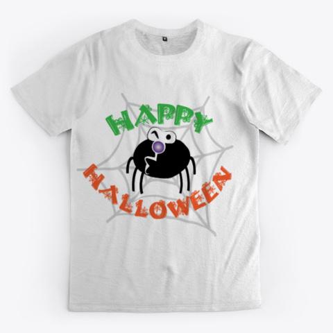 Happy Halloween Kiss Standard T-Shirt Front