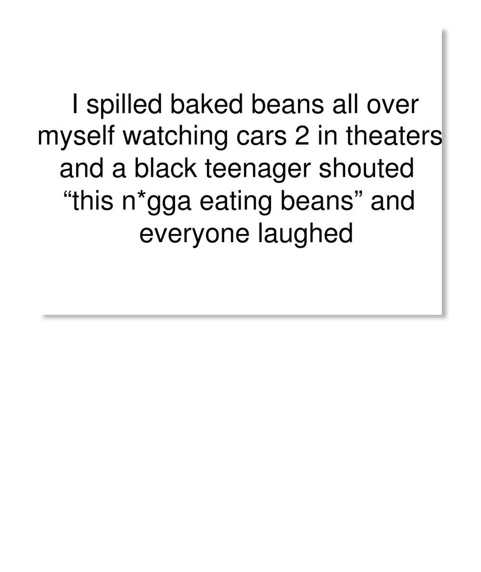 Spilled Bake Beans All Over I Spilled Baked Beans All Over