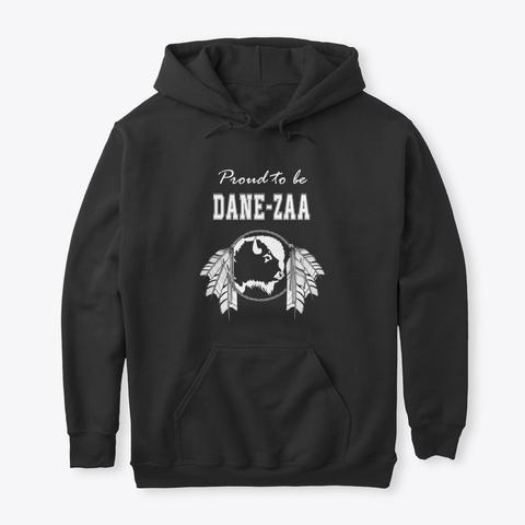 Dane Zaa Buffalo  Black T-Shirt Front
