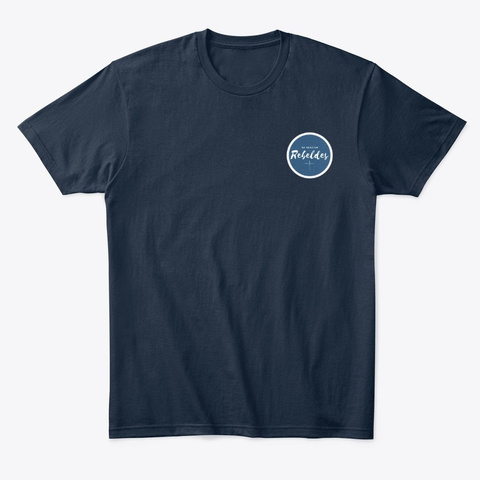 Image Not Opening New Navy T-Shirt Front