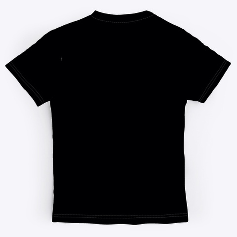 Hot Rod Custom Black T-Shirt Back