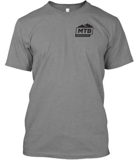Mtb Premium Heather T-Shirt Front