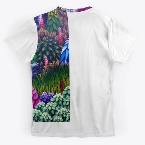 Apinzon Standard T-Shirt Back