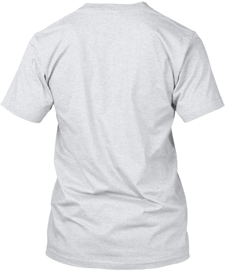 Otter Pocket Ash T-Shirt Back
