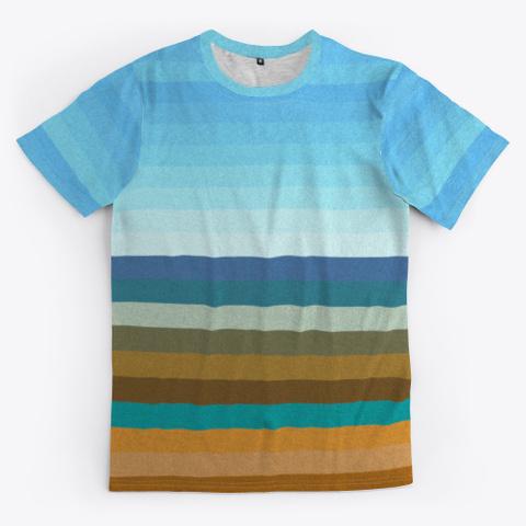 Carpet Sea Standard áo T-Shirt Front