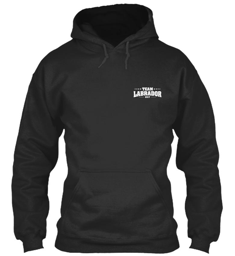Équipe Labrador 2017-Standard College Sweat à capuche