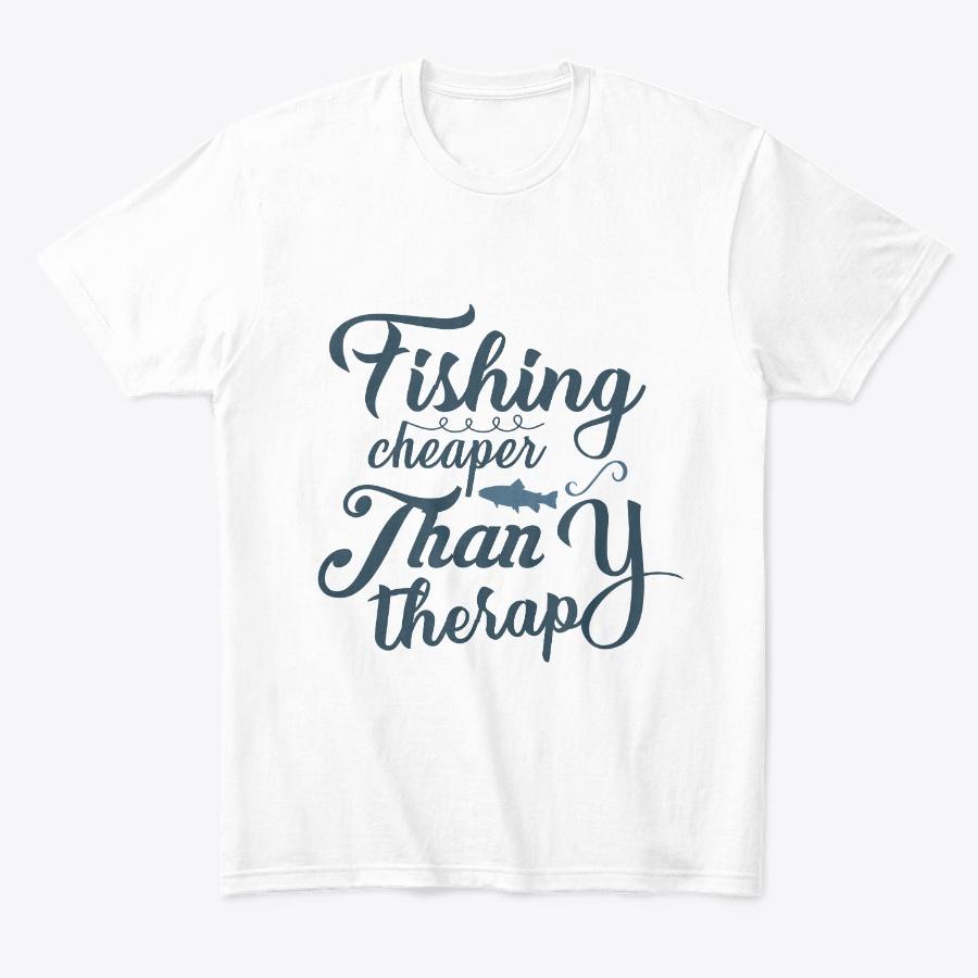Fishing Cheaper Than Therapy SweatShirt