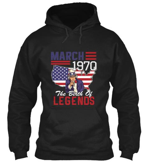 48th Birthday Best Gift Vintage 1970 Crewneck Sweatshirt