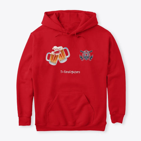 Firefighters hoodie