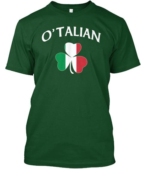 Otalian  T-Shirt Front