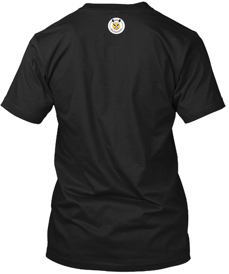 Carbohydrates T Shirts Black T-Shirt Back