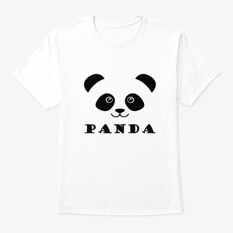 the panda bear t shirt
