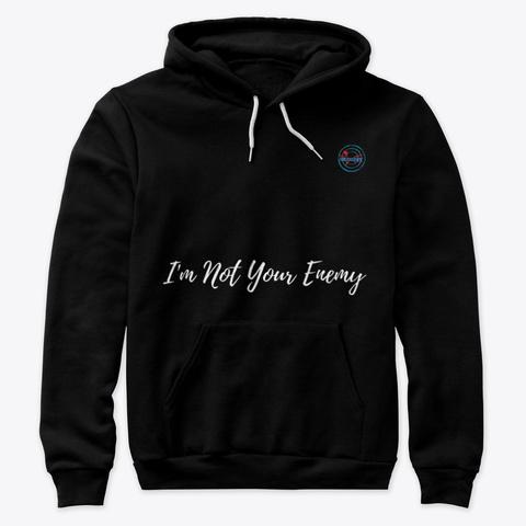 Tmb   Hoodie Black T-Shirt Front