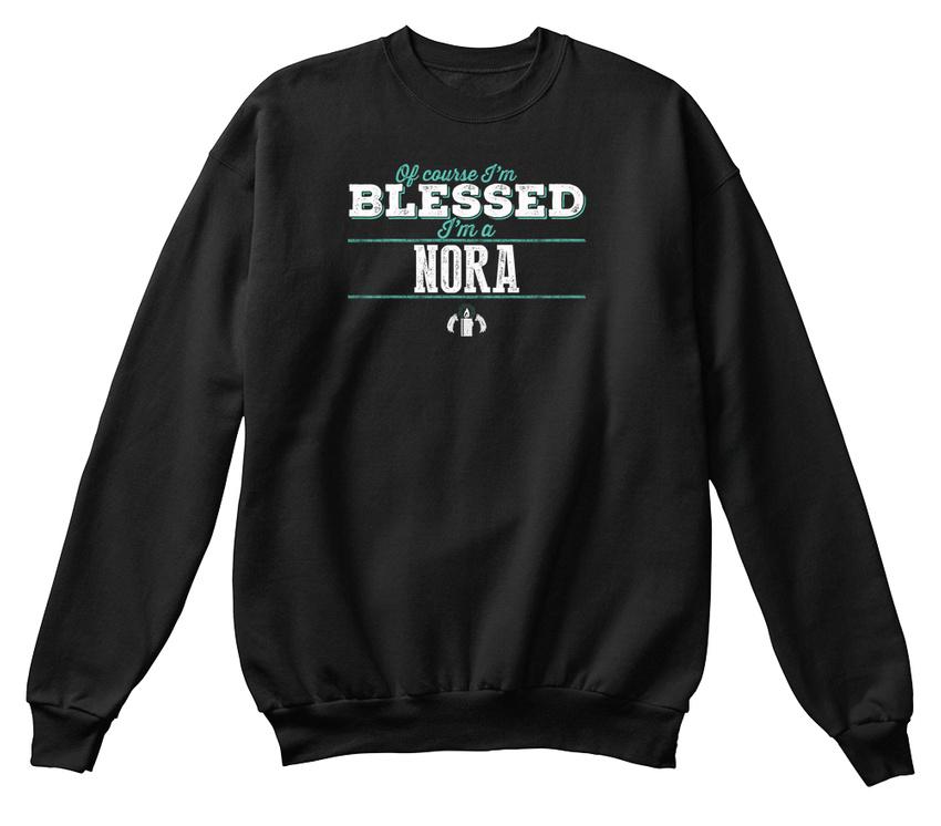 béni suis confortable la Nora à je mode shirt sûr Sweat bien v0ZRv