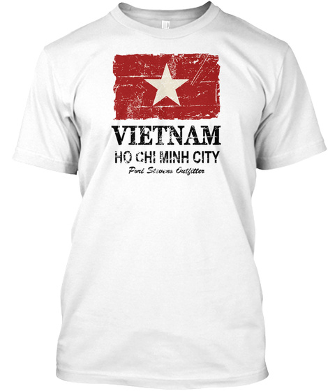 29bb0f29911 Vietnam Flag Vintage Look Products from Vintage T-Shirts