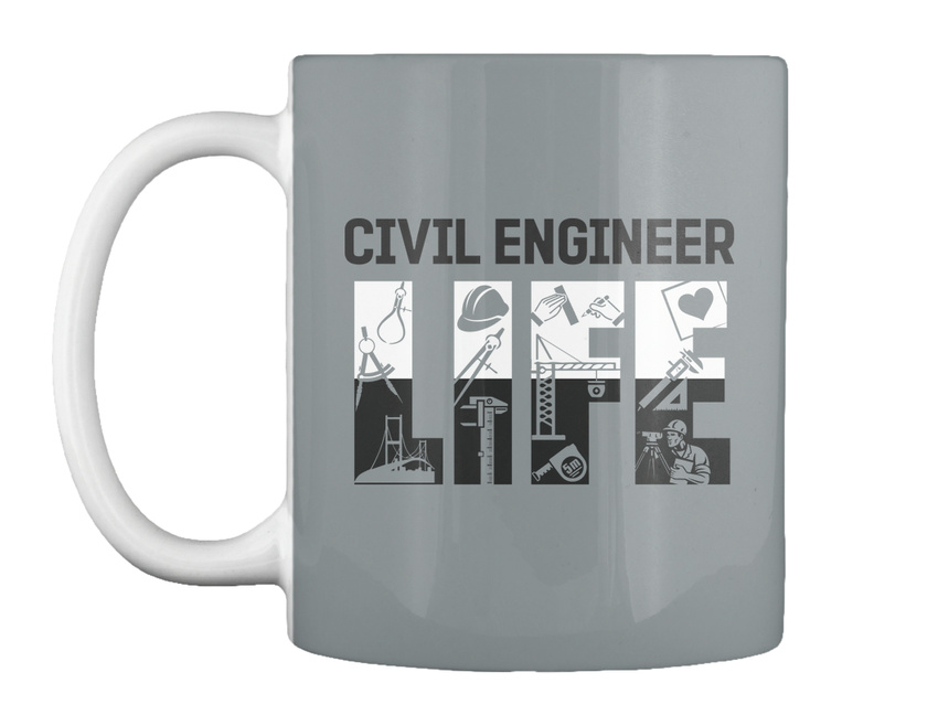 miniature 7 - Trendsetting Awesome Civil Engineer Gift Coffee Mug Gift Coffee Mug