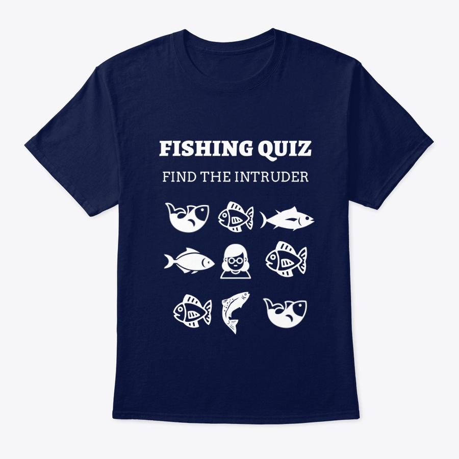 Funny Fishing Shirt Unisex Tshirt