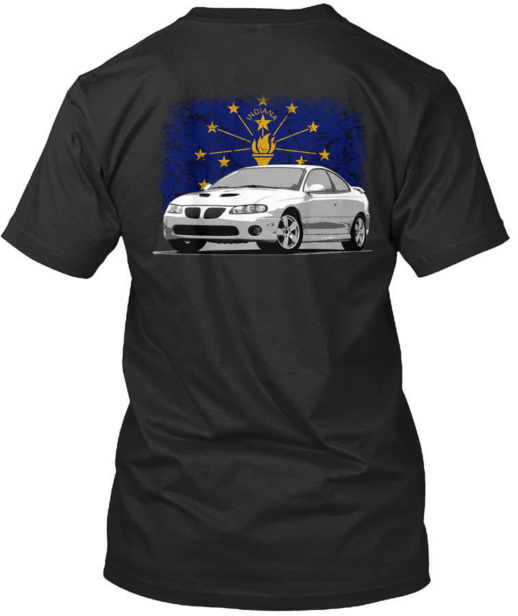 0506 Silver Indiana Unisex Tshirt