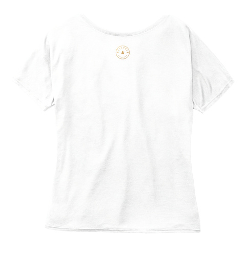 Sweat It Out! (More Styles Available) White  T-Shirt Back