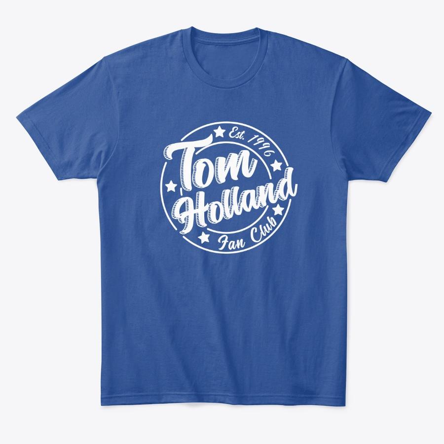 02 Tom Holland Fan Club LongSleeve Tee