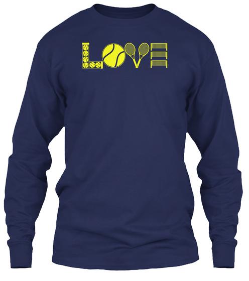 Love Long Sleeve T-Shirt Front