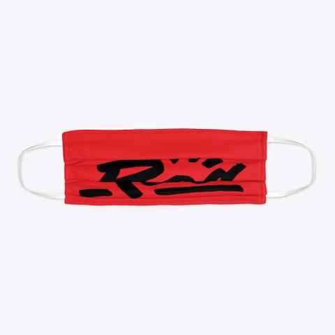 Ryan Cassata Roc Collection Red T-Shirt Flat