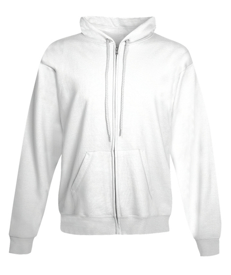 Sister Of The Groom Hen Party Hoodie Arctic White Sweatshirt Front