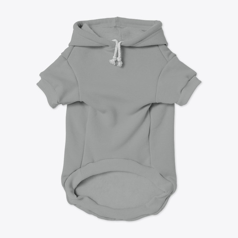 Mlikafrain Grey T-Shirt Front