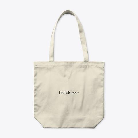 ⭐✨Get 2500 Free Tik Tok Followers Natural T-Shirt Front