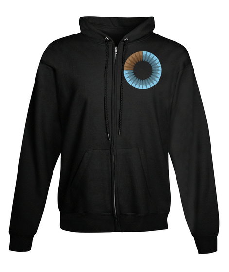 3blue1brown Hoodie Black Sweatshirt Front