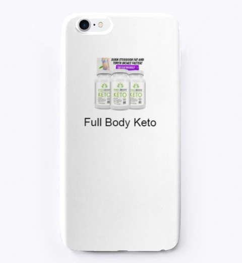 Full Body Keto   Reviews And Buy Now! Standard T-Shirt Front
