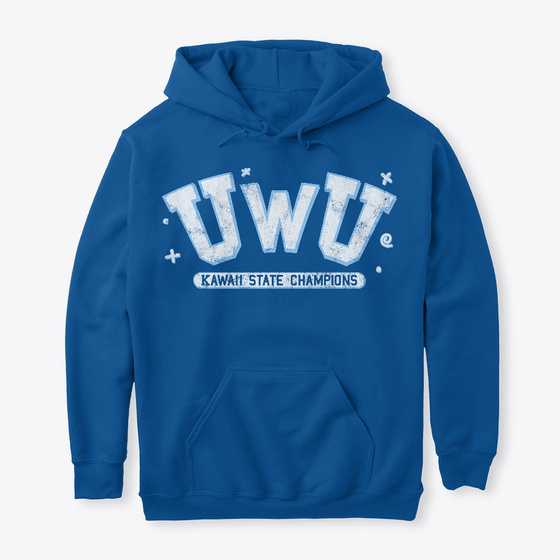 6e9124ee105b Uwu Kawaii State Champion Blue Products from MowtenDoo Store   Teespring