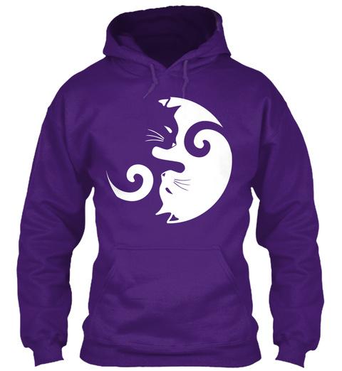 O/L Purple T-Shirt Front