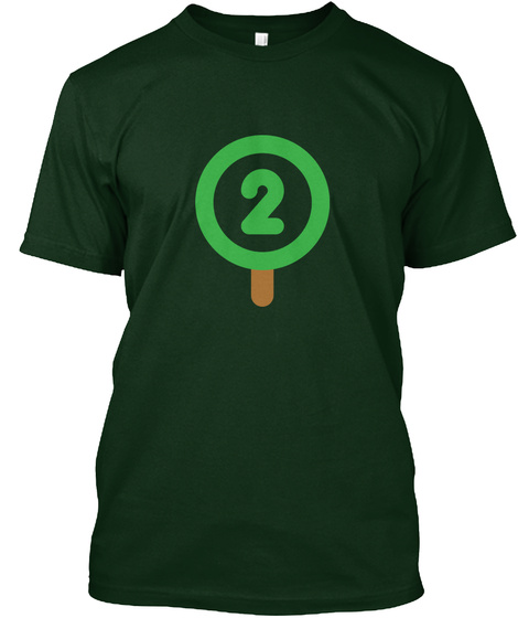 Oxygen [Int] #Sfsf Forest Green T-Shirt Front